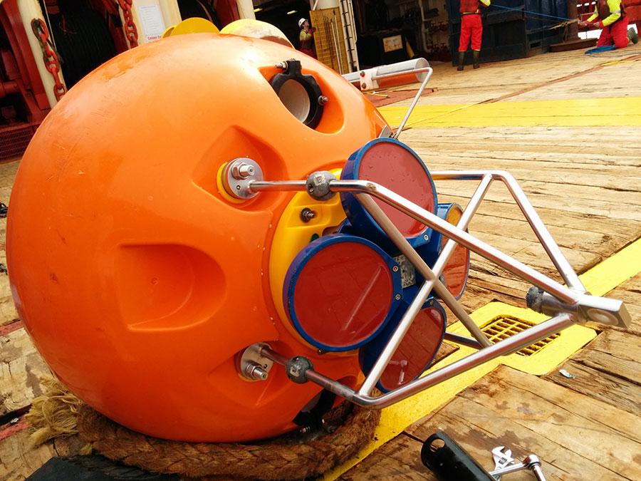 telemetry buoy